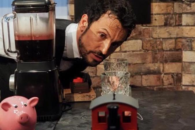 Fort Boyard 2020 - Chef Willy