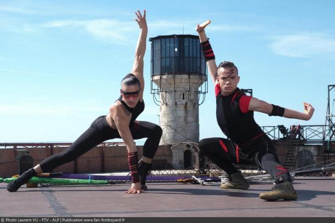 Fort Boyard 2020 - Lady Boo et Little Boo