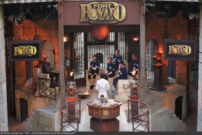 Fort Boyard 2020 - Equipe 2 - ESM (18/07/2020)