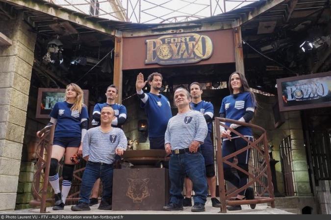 Fort Boyard 2020 - Equipe 3 - Magie à l'hôpital (25/07/2020)