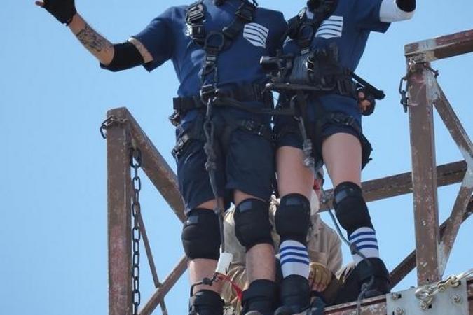 Fort Boyard 2020 - Equipe 4 - Matelots de la Vie (01/08/2020)