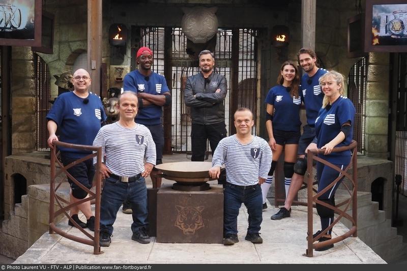 [Spoilers] Présentation > Fort Boyard 2020-08 - RoseUP (29/08/2020) Fort-boyard-2020-officielle-equipe08-31