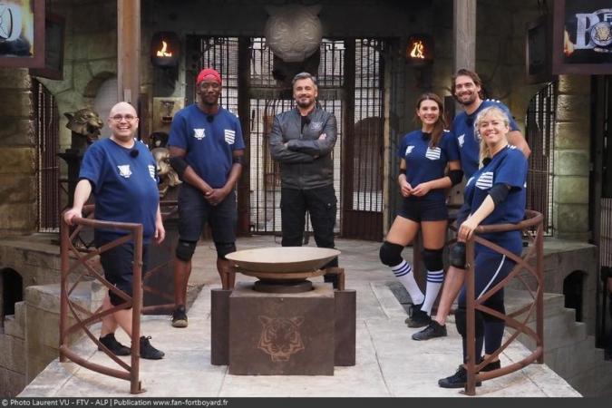 Fort Boyard 2020 - Equipe 8 - RoseUp (29/08/2020)