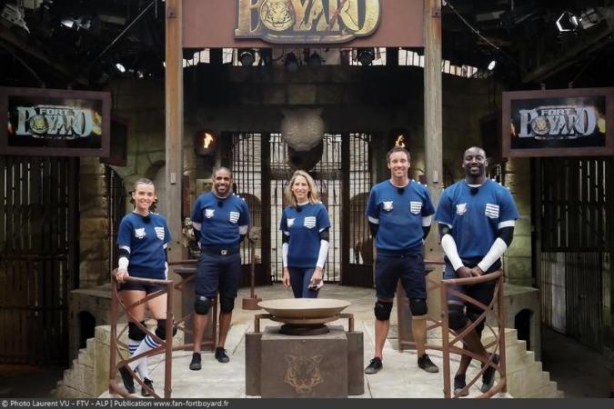 Fort Boyard 2020 - Equipe 10 - Fondation Maud Fontenoy (12/09/2020)