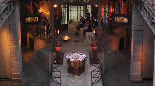 Fort Boyard 2020 - Le Proscenium