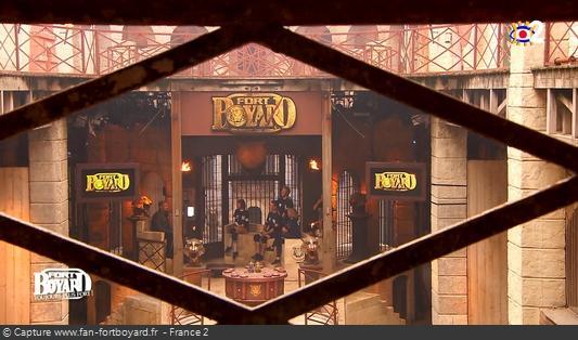 Fort Boyard 2020 : La soirée continue après les émissions 1, 2, 3, 4, 5, 6, 7 et 8 avec l'after