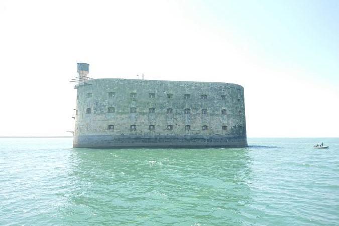 Fort Boyard 2020 - Trois jours après l'ouverture tardive du fort le 14 mai (17/05/2020)