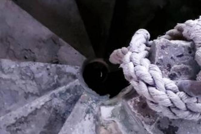 Fort Boyard 2020 - L'escalier de la vigie (13/06/2020)