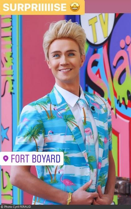 Fort Boyard 2020 - Cyril Féraud devient Cyril Gossbo (15/06/2020)