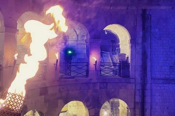 Fort Boyard 2020 - La magie du fort de nuit (17/06/2020)