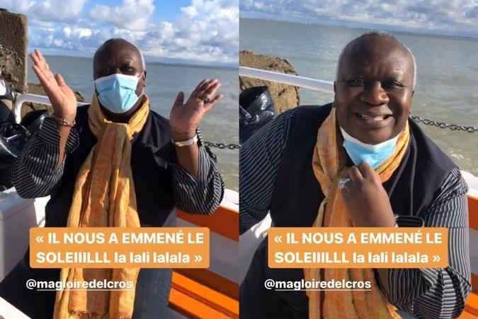 Fort Boyard 2020 - Magloire alias Magik est de retour (18/06/2020)