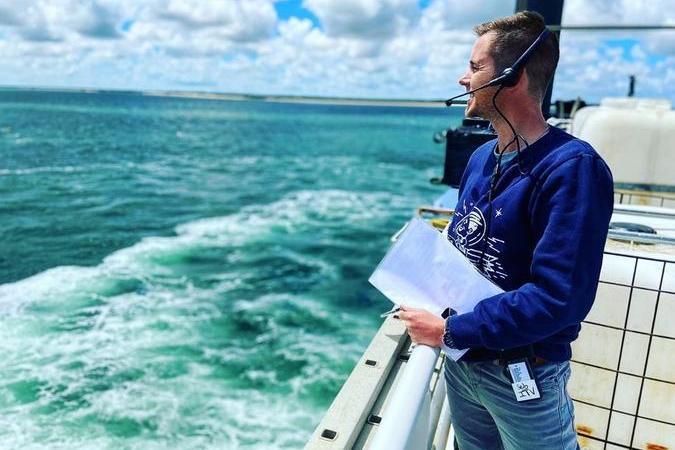 Fort Boyard 2020 - Tournage en mer en cour (18/06/2020)
