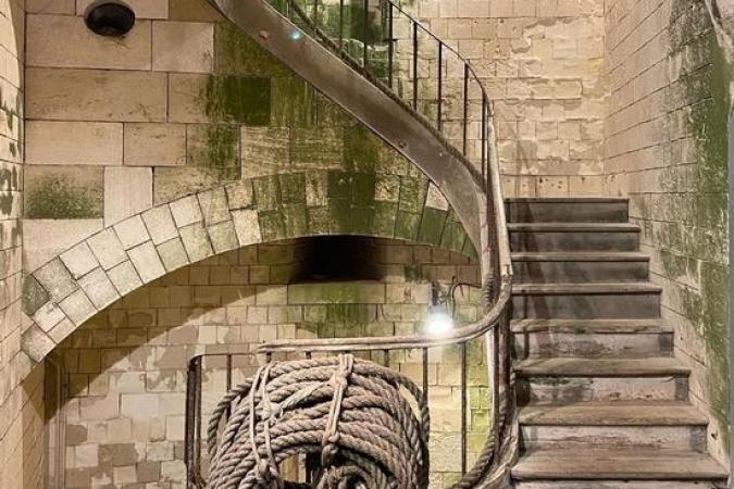 Fort Boyard 2020 - L'escalier 122 (18/06/2020)
