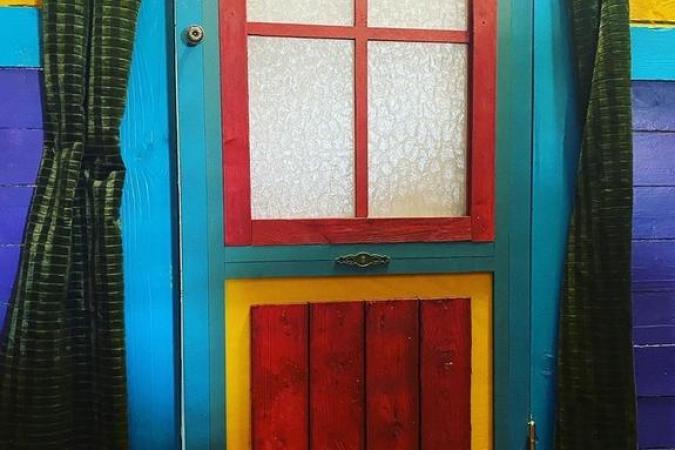 Fort Boyard 2020 - Une étrange porte colorée (19/06/2020)
