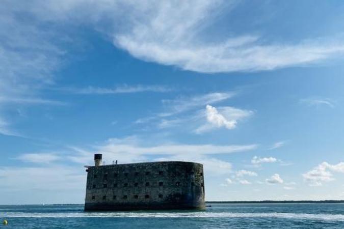 Fort Boyard 2020 - Soleil sur le fort (20/06/2020)