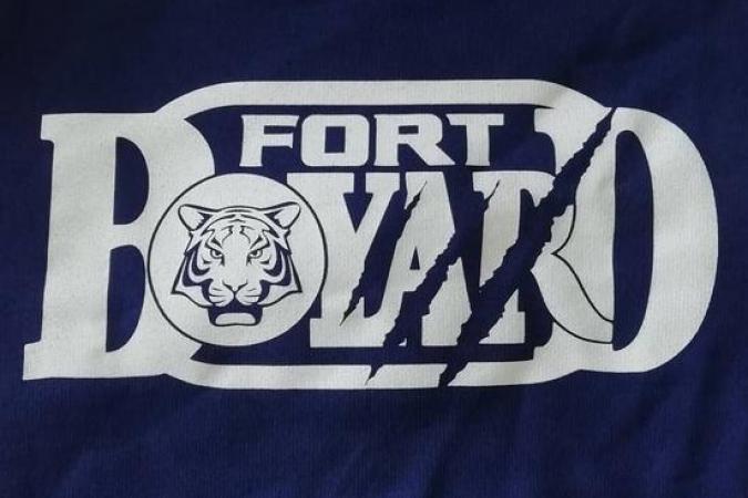 Fort Boyard 2020 - Couleur des maillots des candidats avec le nouveau logo (19/06/2020)