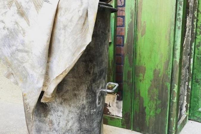 Fort Boyard 2020 - Un élément de décor de la porte 118 (23/06/2020)