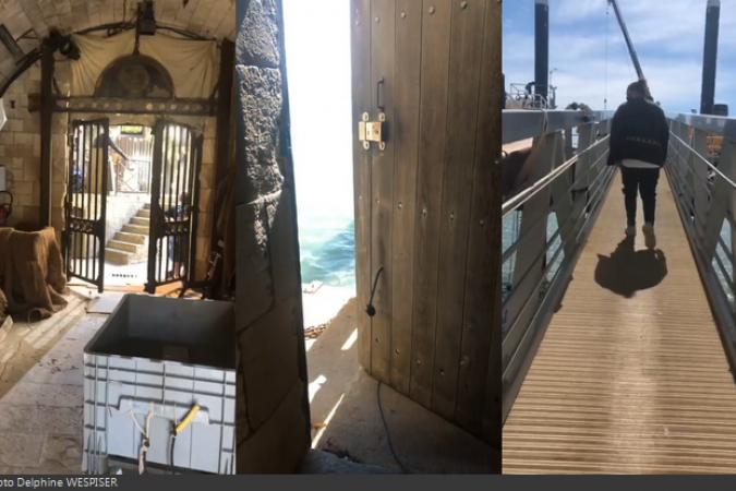 Fort Boyard 2020 - Cellule 001, puis sortie du fort (24/06/2020)