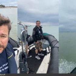 Fort Boyard 2020 - Equipe tournage K (26/06/2020)