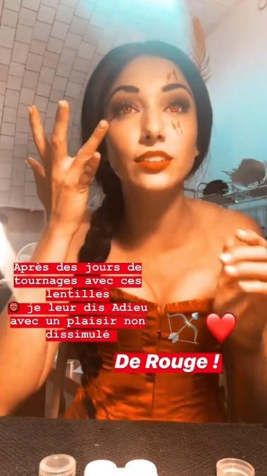Fort Boyard 2020 - Delphine quitte le personnage de Rouge pour cette année (26/06/2020)