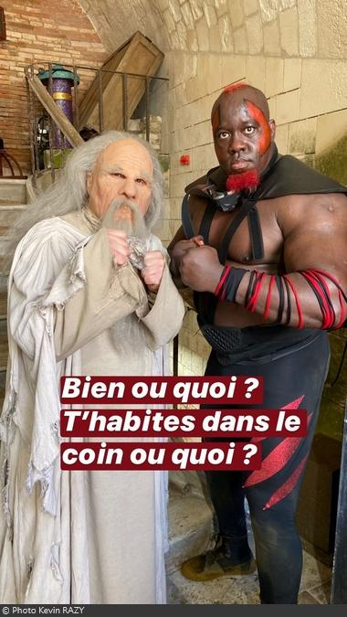 Fort Boyard 2020 - Père Fouras et Big Boo (26/06/2020)