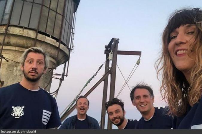 Fort Boyard 2020 - Equipe tournage G (22/06/2020)