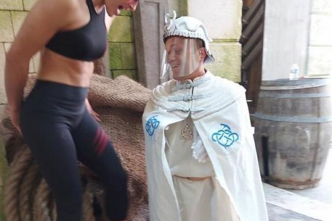 Fort Boyard 2020 - Lady Boo et Passe-Muraille (26/07/2020)