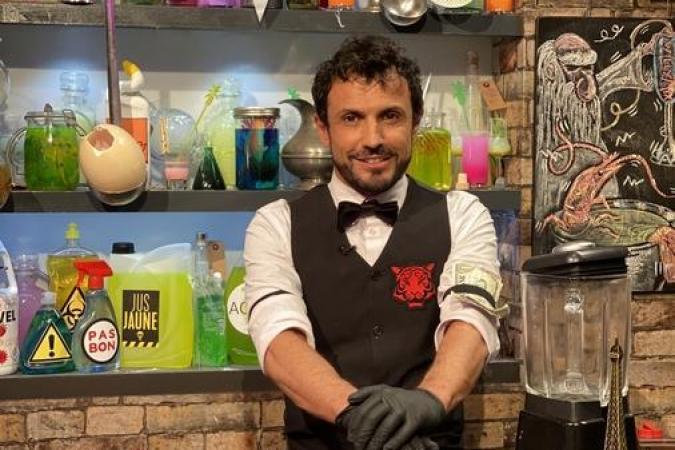 Fort Boyard 2020 - Chef Willy prépare de nouveaux cocktails (01/08/2020)