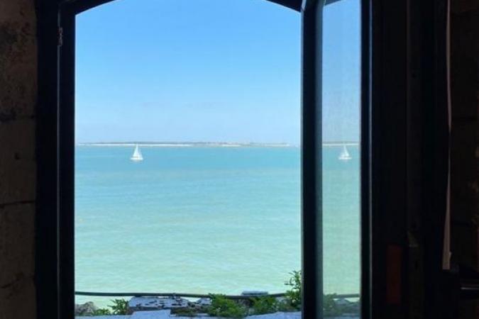 Fort Boyard 2020 - Vue sur mer (02/08/2020)