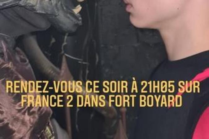 Fort Boyard 2020 - Little Boo au Conseil (02/08/2020)