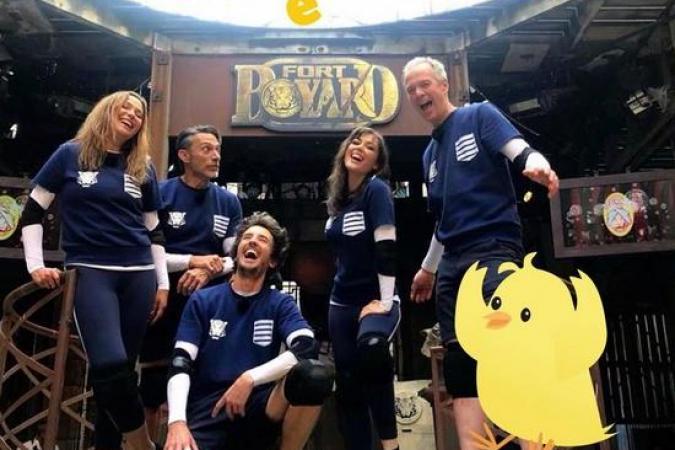 Fort Boyard 2020 - Equipe tournage F (19/06/2020)