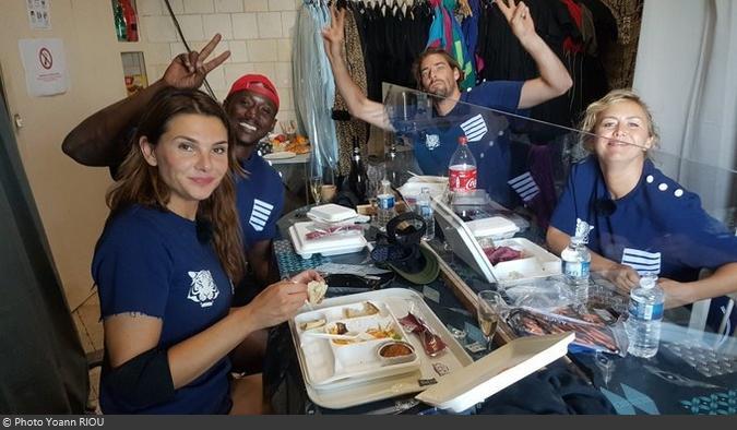 Fort Boyard 2020 - Equipe tournage H (23/06/2020)
