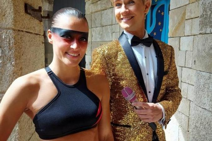 Fort Boyard 2020 - Lady Boo et Cyril Gossbo (29/08/2020)