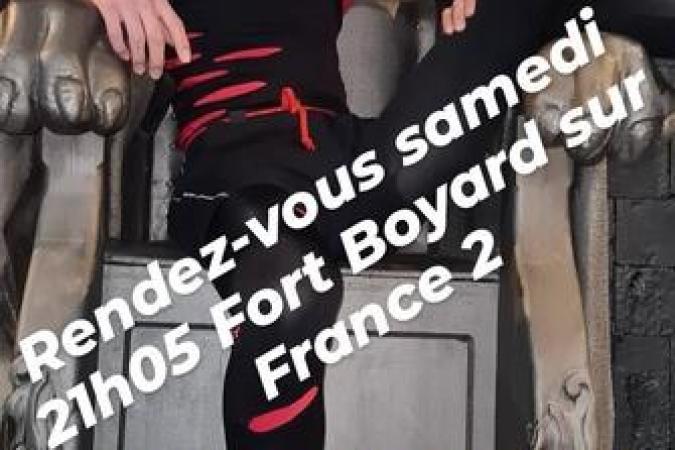 Fort Boyard 2020 - Little Boo prend la place du Père Fouras au Conseil ! (11/09/2020)