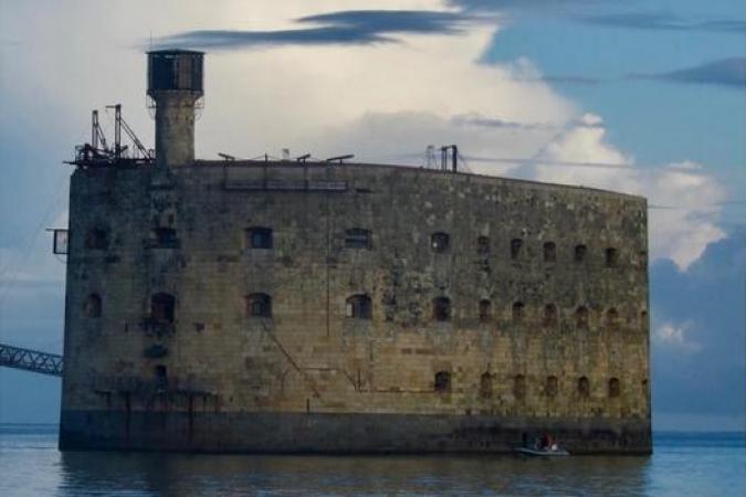 Fort Boyard 2020 - Le Fort en matinée (12/09/2020)