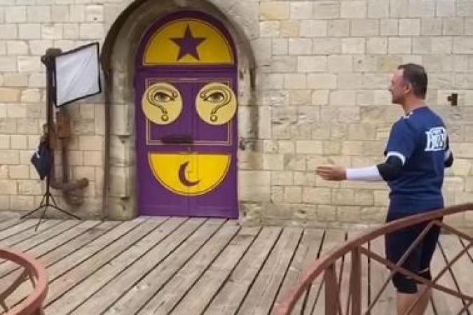 Fort Boyard 2020 - Equipe tournage A (13/06/2020)