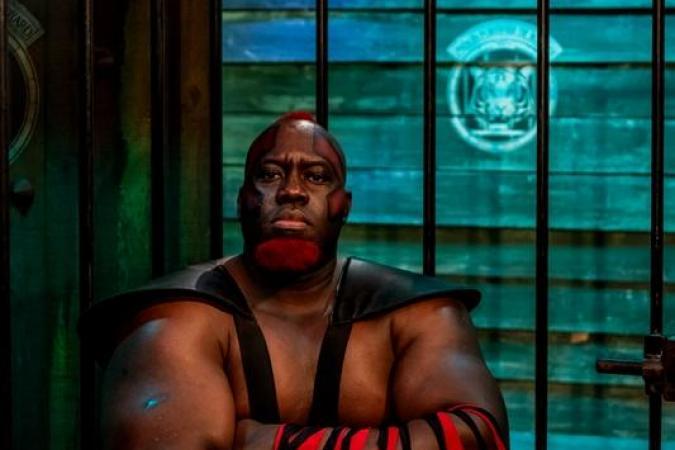 Fort Boyard 2021 - Big Boo