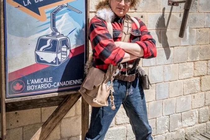 Fort Boyard 2021 - Gary Boo