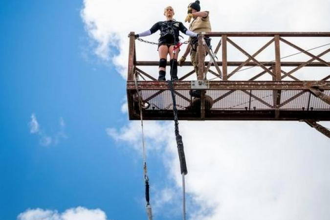 Fort Boyard 2021 - Equipe 4 - Pompiers Solidaires (10/07/2021)