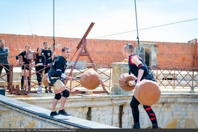 Fort Boyard 2021 - Equipe 8 - La Maison des Femmes (07/08/2021)