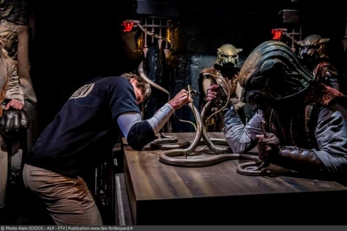 Fort Boyard 2021 - Equipe 10 - Vision du Monde (21/08/2021)