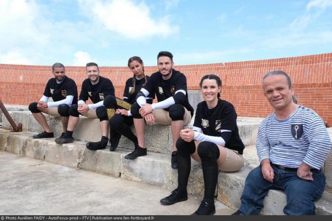 Fort Boyard 2021 - Equipe 11 - CerHom (28/08/2021)