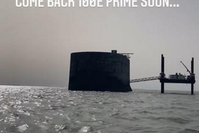 Fort Boyard 2021 - La première émission de 2021 sera la 100e pour le producteur Guillaume Ramain (01/04/2021)
