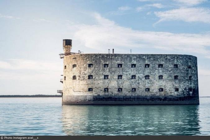 Fort Boyard 2021 - L'ancienne aventure de la Gouttière a été démontée (01/05/2021)