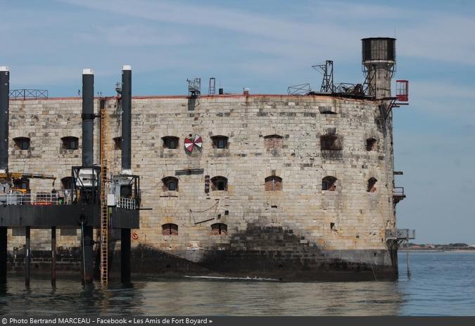 Fort Boyard 2021 - Les installations avant les tournages (08/05/2021)