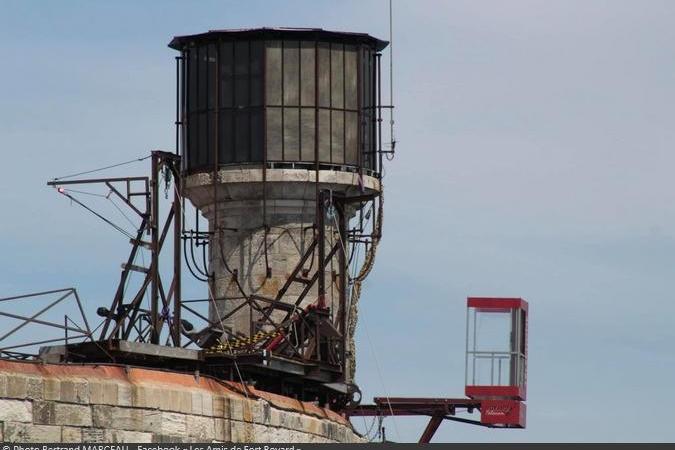 Fort Boyard 2021 - Nouvelle cabine téléphonique dans le vide (08/05/2021)