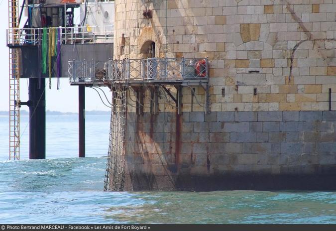 Fort Boyard 2021 - Le carrelet décoré avec des tonneaux (08/05/2021)