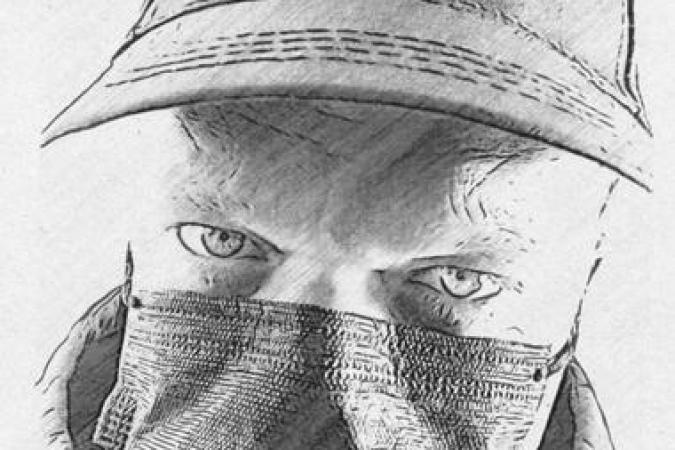 Fort Boyard 2021 - Portrait artistique de Passe-Muraille pour cette fin de 1ère journée (10/05/2021)