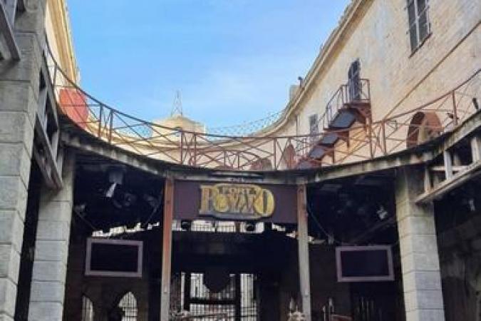 Fort Boyard 2021 - Le rez-de-chaussée avec la pesée (11/05/2021)