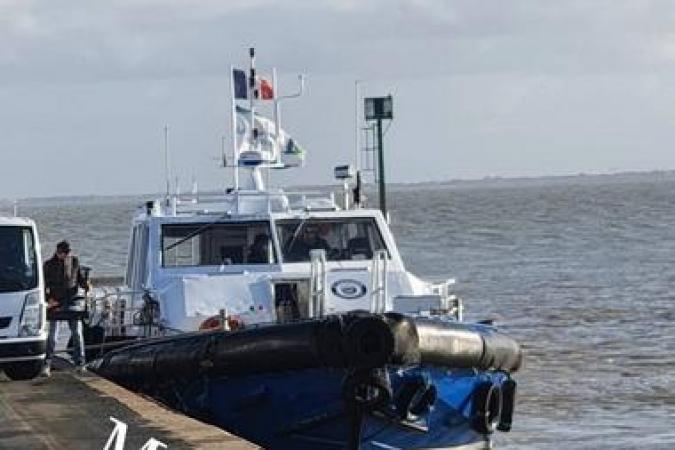 Fort Boyard 2021 - Direction le fort pour le p remier tournage (13/05/2021)
